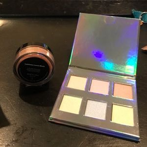 Other - Naked Cosmetics Highlighter & StudioMakeup Blush